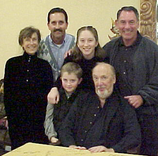 Family with Herbie Mann